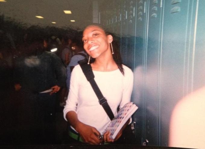 Thirteen Year Old Me